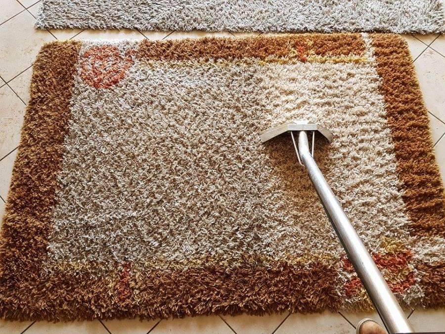 Czyszczenie dywanów