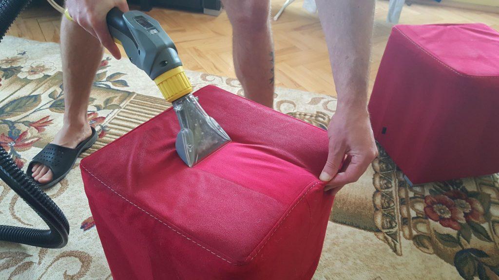 Czyszczenie i pranie tapicerek meblowych w Gdyni