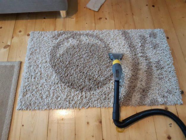 Czyszczenie dywanów, czyszczenie wykładzin