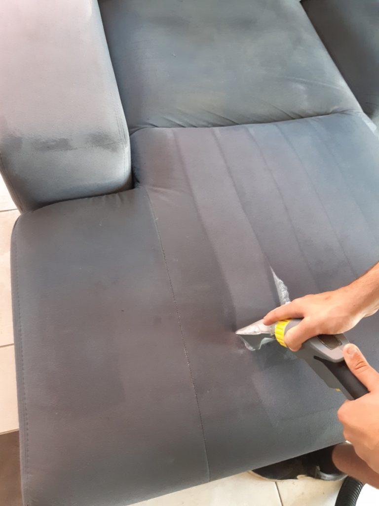 Czyszczenie tapicerki meblowej